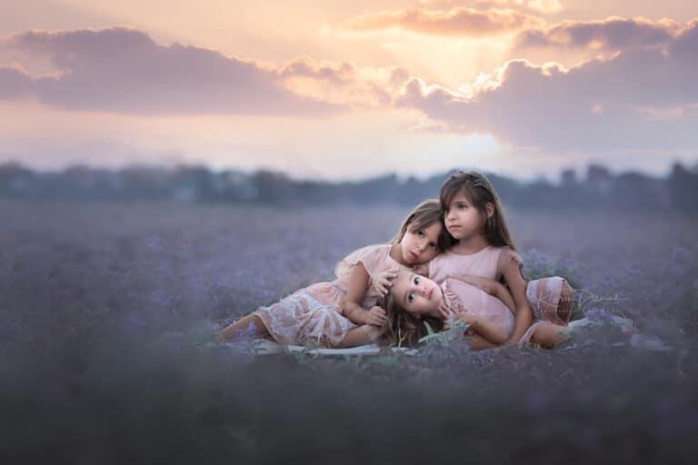 קורס פוטושופ 3 אחיות